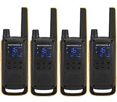 Motorola vysílačka TLKR T82 Extreme Quadpack (4 ks