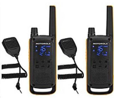 Motorola vysílačka TLKR T82 Extreme RSM Pack (2 ks