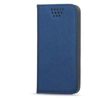 """CPA knížkové pouzdro univerzální typ B magnet 5,5 - 5,7"""" - modré"""