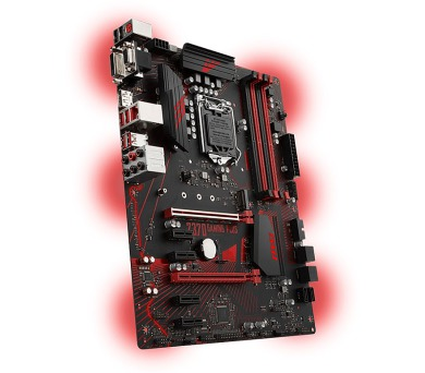 MSI Z370 GAMING PLUS / Z370 / LGA1151 8th Intel / 4x DDR4 / ATX + DOPRAVA ZDARMA