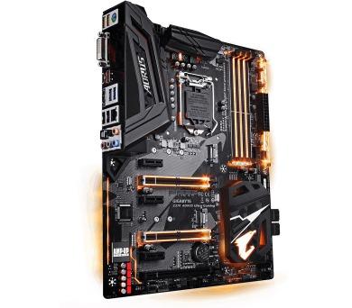 GIGABYTE základní deska Z370 AORUS Ultra Gaming / Intel Z370 / LGA1151 / 4xDDR4 / ATX + DOPRAVA ZDARMA