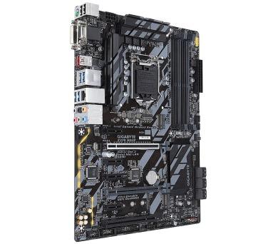 GIGABYTE základní deska Z370 HD3P / Intel Z370 / LGA1151 / 4xDDR4 / ATX