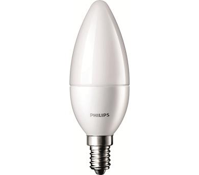 Ostatní LED žárovka Philips E14 7W 4000K 230V B38 FR