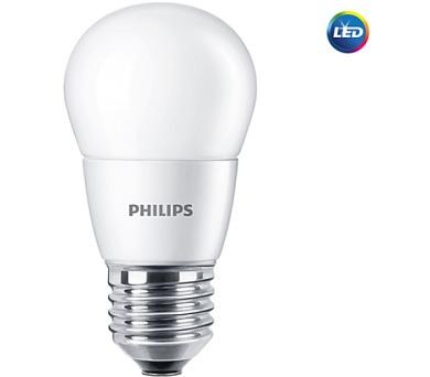 LED žárovka Philips E27 7W/60W 2700K 230V P48 FR
