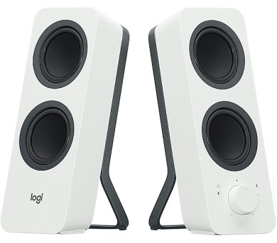 Logitech® Audio System 2.1 Z207 with Bluetooth – EMEA - OFF WHITE (980-001292)