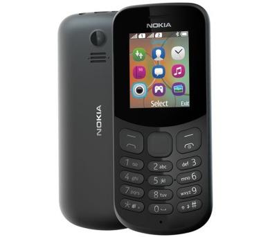 130 DS Black 2017 Nokia