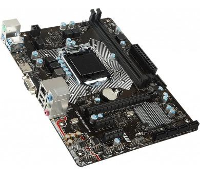 MSI MB Sc LGA1151 H110M PRO-VH PLUS