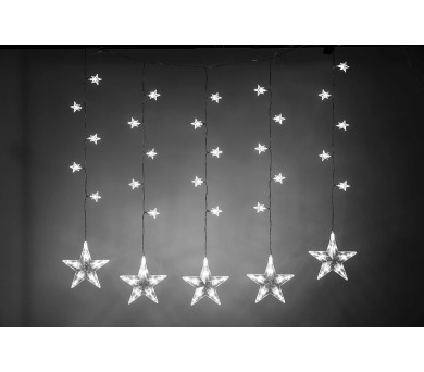 Marimex řetěz světelný LED Hvězdy (18000087) + DOPRAVA ZDARMA