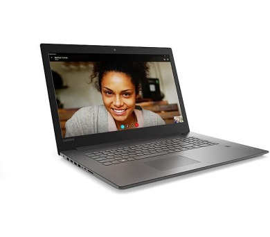 "Lenovo IdeaPad 320-17AST AMD A6-9220 2,50GHz/8GB/HDD 1TB/17,3"" HD+/AG/DVD-RW/WIN10 černá 80XW0040CK + DOPRAVA ZDARMA"