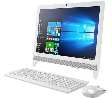 "Lenovo IdeaCentre AIO 310-20IAP Pentium J4205 2,60GHz/4GB/1TB/19,5""/DVD-RW/DOS bílá F0CL0072CK + DOPRAVA ZDARMA"