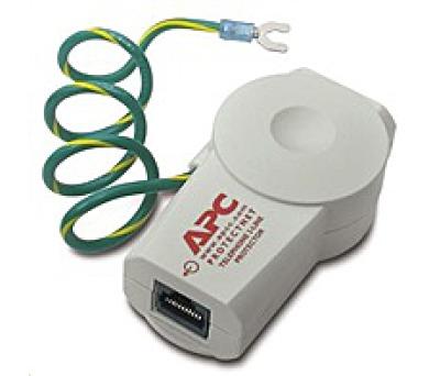 APC ProtectNet Telecom 2 input lines (phone/modem/fax)