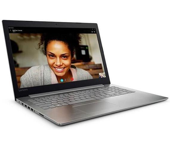 """Lenovo IdeaPad 320-15AST AMD A6-9220 2,50GHz/8GB/1TB/15,6"""" FHD/AG/Radeon 2GB/DVD-RW/WIN10 šedá 80XV00M2CK"""