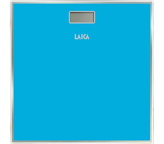 Laica digitální osobní váha modrá PS1068B