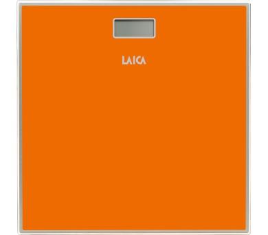 Laica digitální osobní váha oranžová PS1068O