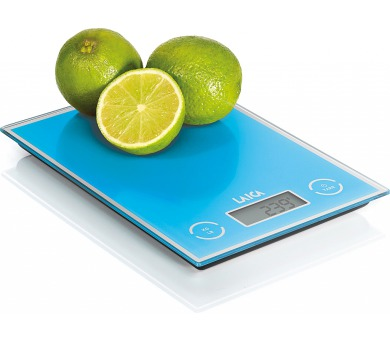 Laica digitální kuchyňská váha modrá KS1050B