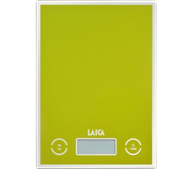 Laica digitální kuchyňská váha zelená KS1050E