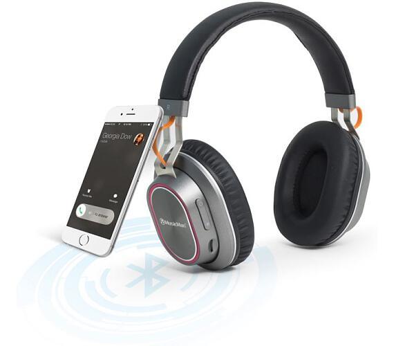 Technaxx MusicMan Bluetooth uzavřená sluchátka LED style + Handsfree + DOPRAVA ZDARMA