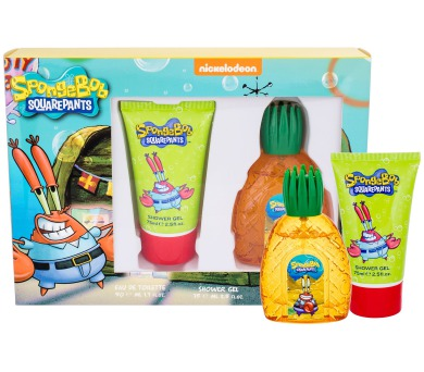 Toaletní voda SpongeBob Squarepants Mr. Krabs