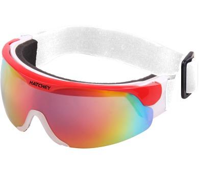 Lyžařské brýle Lauf Red Hatchey