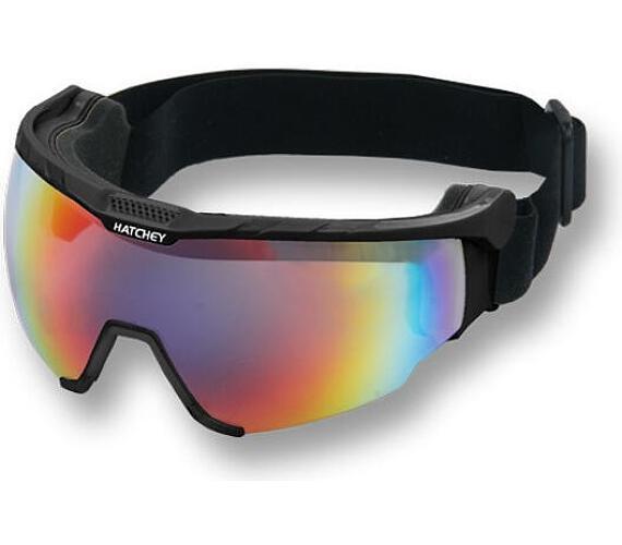 Lyžařské brýle na běžky Trip Black Hatchey + DOPRAVA ZDARMA