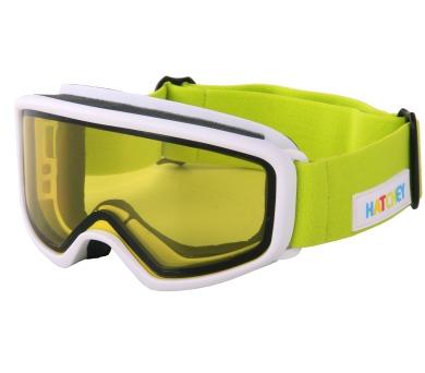 Lyžařské brýle Optic Junior White OTG Hatchey