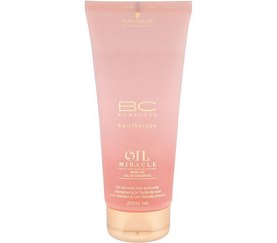 Schwarzkopf BC Bonacure Oil Miracle Rose Oil Shampoo