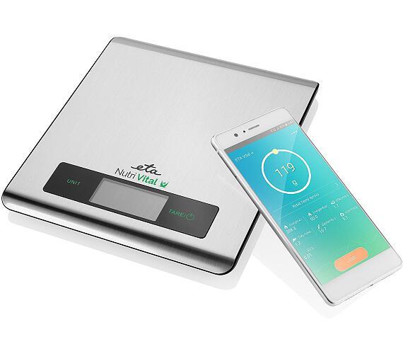 ETA Nutri Vital 079090000 nutriční se smart aplikací + záruka 3 roky po registraci na stránkách Eta*