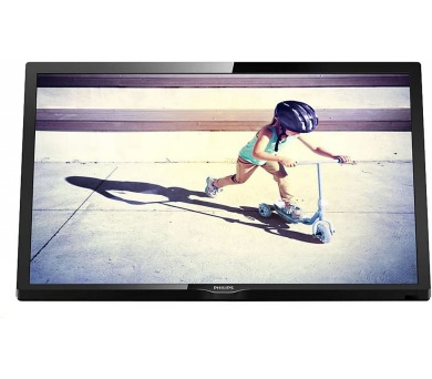 "PHILIPS LED TV 22""/ 22PFS4022/ 1920x1080/ Full HD/ DVB-T2/S2/C/ H.265/HEVC/ 2xHDMI/ USB/ SCART/ A + DOPRAVA ZDARMA"
