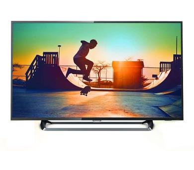 """PHILIPS LED TV 43""""/ 43PUS6262/ 4K Ultra HD 3840x2160/ DVB-T2/S2/C/ H.265/HEVC/ 3xHDMI/ 2xUSB/ Wi-Fi/ LAN/ A+"""