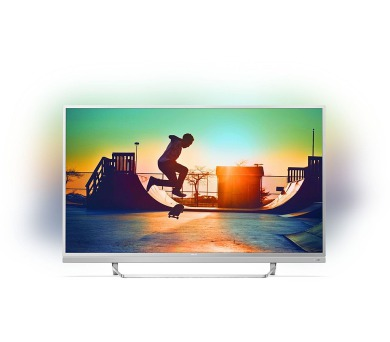 "PHILIPS ANDROID LED TV 49""/ 49PUS6482/ 4K Ultra HD 3840x2160/ DVB-T2/S2/C/ H.265/HEVC/ 4xHDMI/ 2xUSB/ Wi-Fi/ LAN/ A"