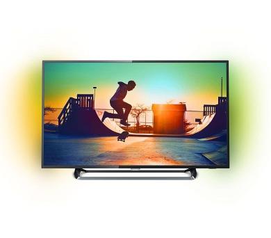 """PHILIPS LED TV 50""""/ 50PUS6262/ 4K Ultra HD 3840x2160/ DVB-T2/S2/C/ H.265/HEVC/ 3xHDMI/ 2xUSB/ Wi-Fi/ LAN/ A+"""
