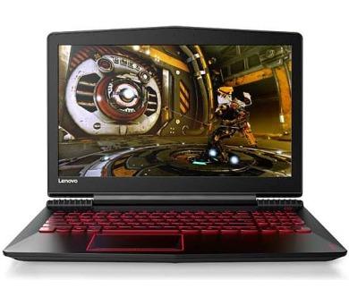 """Lenovo Legion Y520 i5-7300HQ 3,50GHz/8GB/SSD 256GB/15,6"""" FHD/IPS/AG/GeForce 6GB/WIN10 černá 80YY003FCK"""