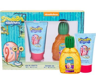 Toaletní voda SpongeBob Squarepants Gary