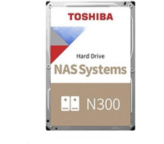 TOSHIBA HDD N300 NAS 4TB