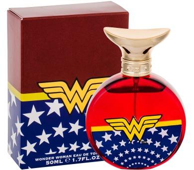 Toaletní voda DC Comics Wonder Woman