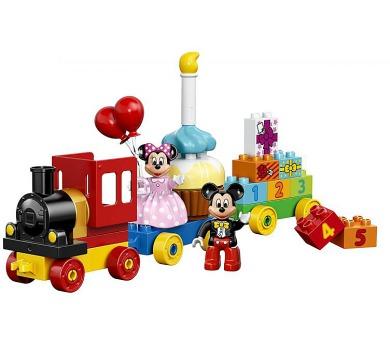 Přehlídka k narozeninám Mickeyho a Minnie