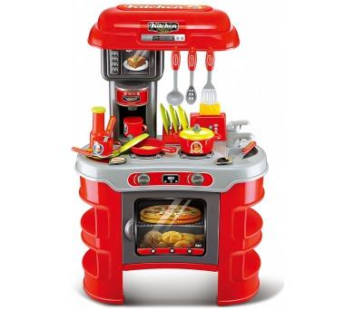G21 Malý kuchař červená