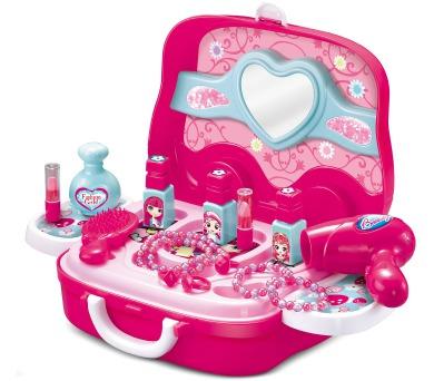 G21 Dětský kufřík s kosmetikou