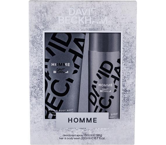 Deodorant David Beckham Homme