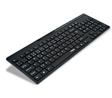 RAPOO X8100 Wireless Optical Mouse and Keyboard Set Black CZ