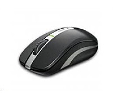 RAPOO Myš 6610 Bluetooth/2.4GHz Optical Mouse Black