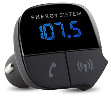 ENERGY Car Transmitter Music Bluetooth