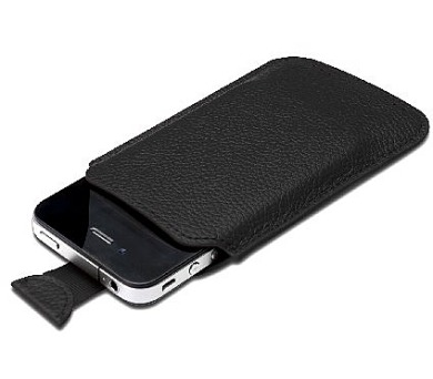 Ednet Leather case for iPhone 4 & iPod Touch series Real Leather