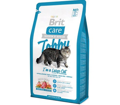 Brit Care Cat Tobby I´m a Large 7 kg