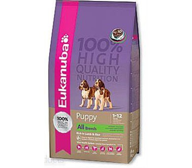 Eukanuba Puppy Lamb+Rice 1 kg