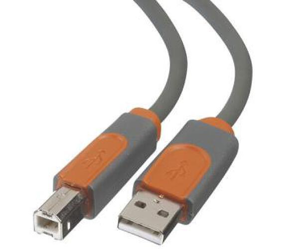 Belkin USB 2.0 kabel A-B + DOPRAVA ZDARMA