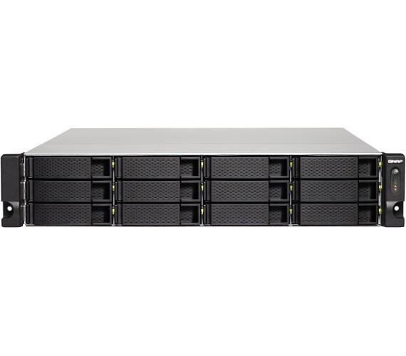 QNAP TS-1253BU-4G (1,5GHz/4GB RAM/12xSATA/4xGbE) + DOPRAVA ZDARMA