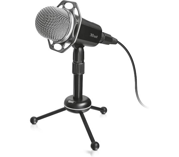 TRUST Radi USB All-round Microphone + DOPRAVA ZDARMA