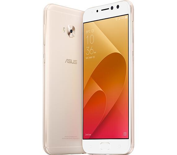 ASUS Zenfone 4 Selfie Pro - MSM8953/64GB/4G/Android 7.0 zlatý