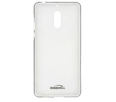 Kisswill TPU Pouzdro Transparent pro Nokia 6